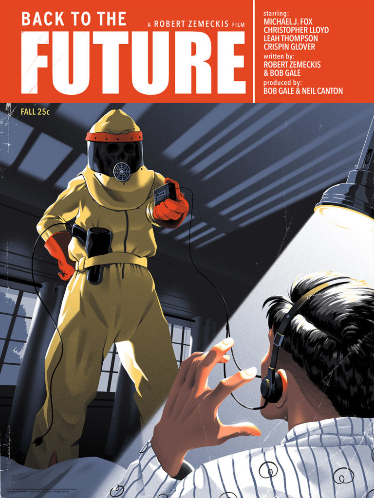back to the future 3-2 variant