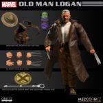 old man logan-mezco-2017-07