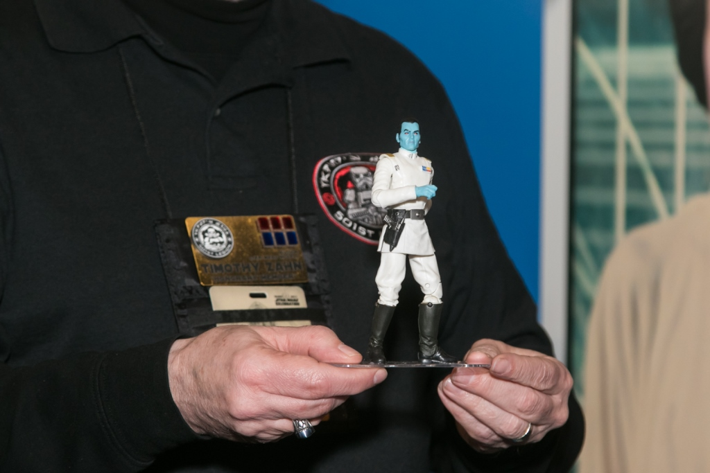 Grand Admiral Thrawn Figure Reveal - Star Wars The Black Series Grand Admiral Thrawn figure