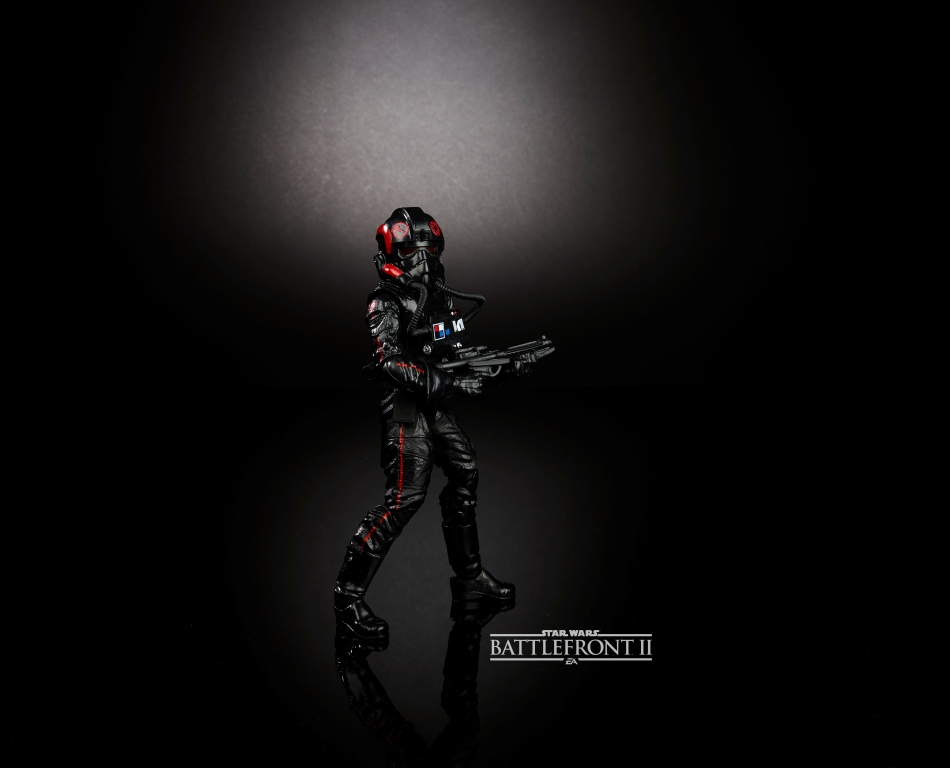 STAR WARS THE BLACK SERIES 6-INCH INFERNO SQUADRON PILOT Figure (Battlefront) - GameStop Exclusive