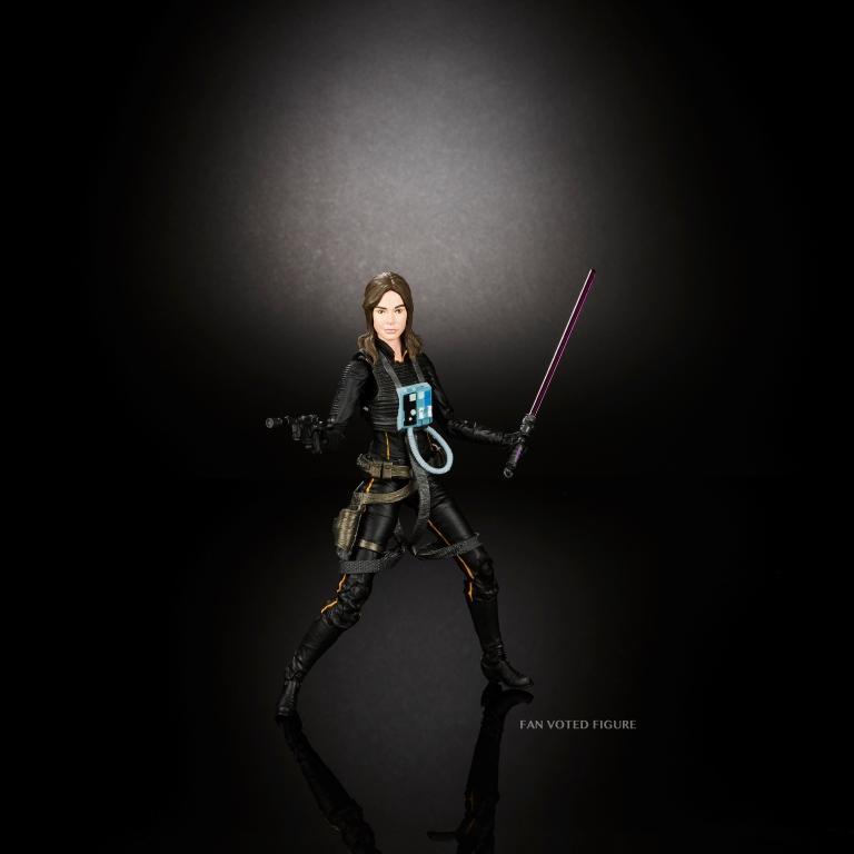 STAR WARS THE BLACK SERIES 6-INCH JAINA SOLO Figure - Fan Figure Vote 2016 Winner (3)