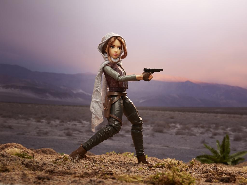Star Wars Forces of Destiny 11-Inch Adventure Figure Assortment - Jyn Erso