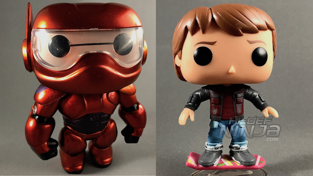 marty and baymax funko feature