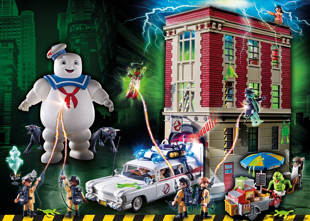 Ghostbusters Theme Image