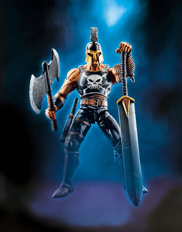 MARVELTHOR LEGENDS SERIES 6-INCH Figure Assortment - Ares (oop)
