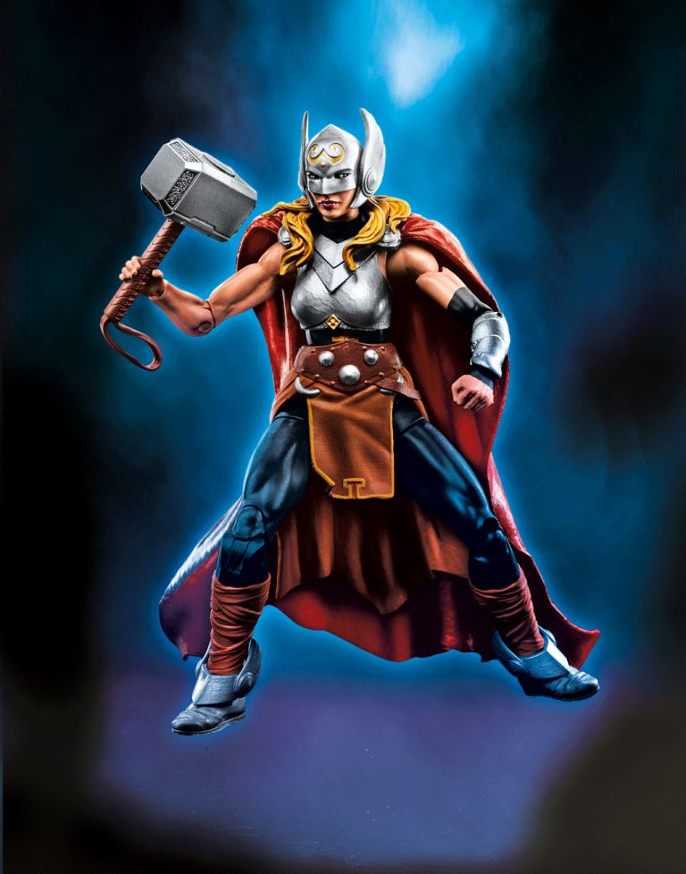 MARVELTHOR LEGENDS SERIES 6-INCH Figure Assortment - Thor (oop)