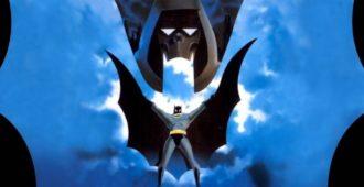 batman mask of the phantasm banner