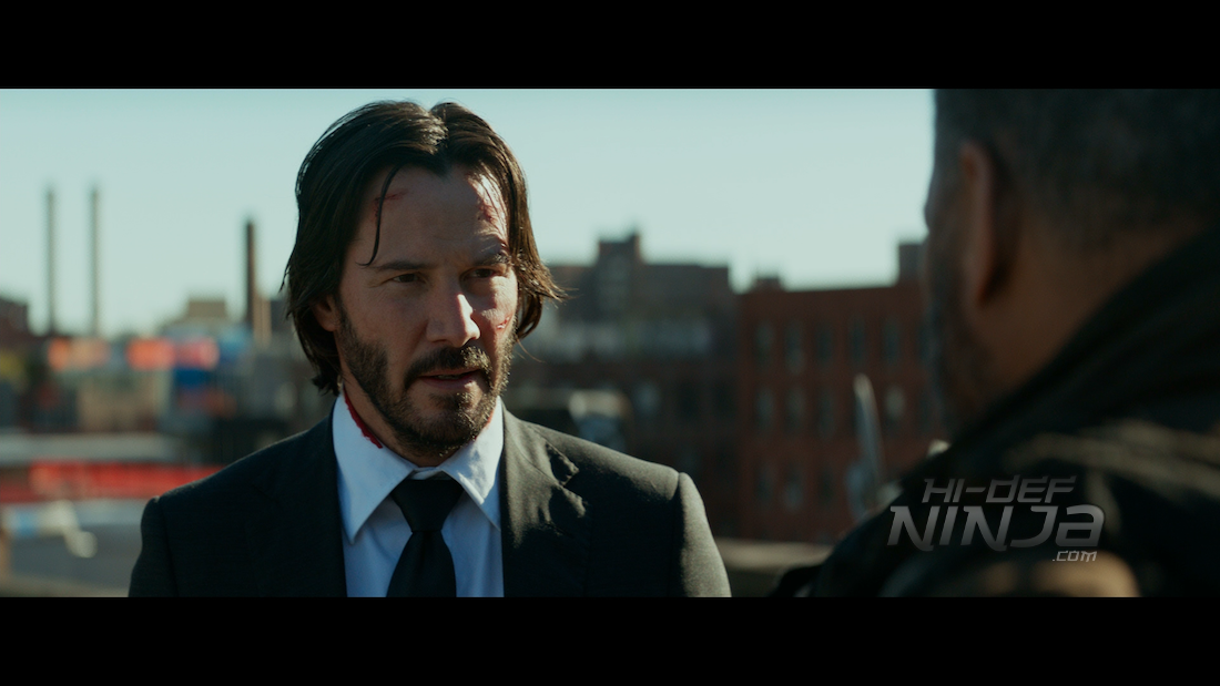 John Wick Chapter 2 4k Uhd And Blu Ray Review Hi Def