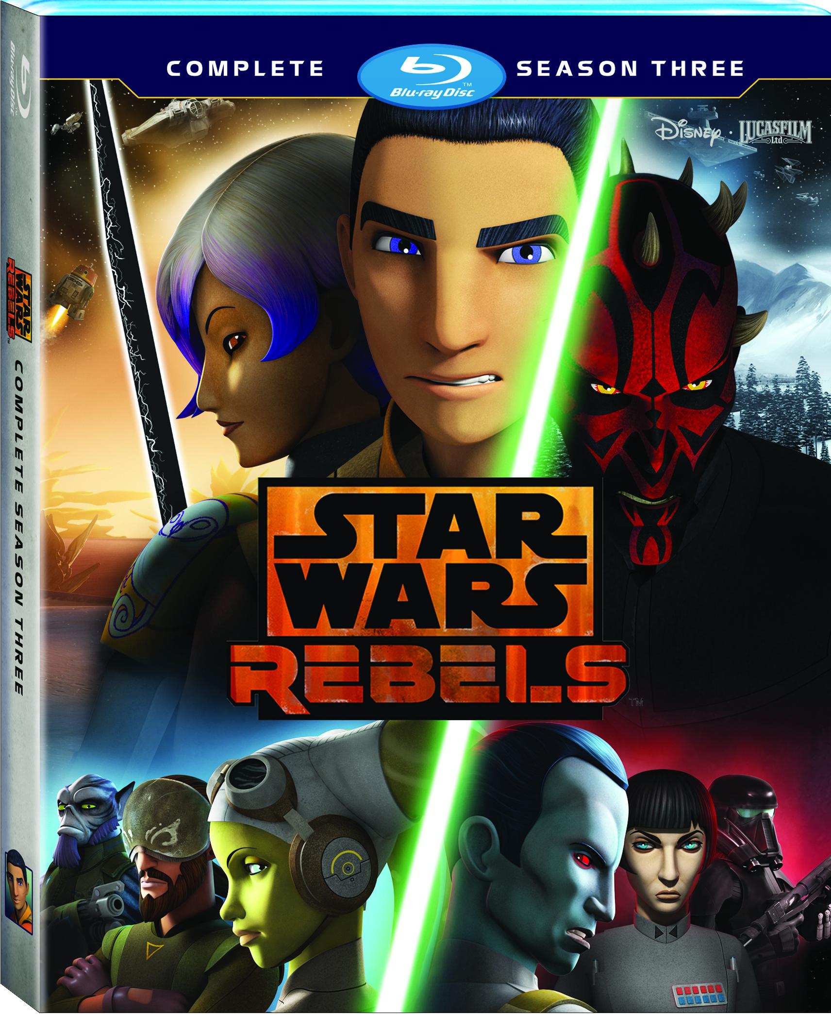 Star Wars Rebels Season 3 Episode 2 Stream