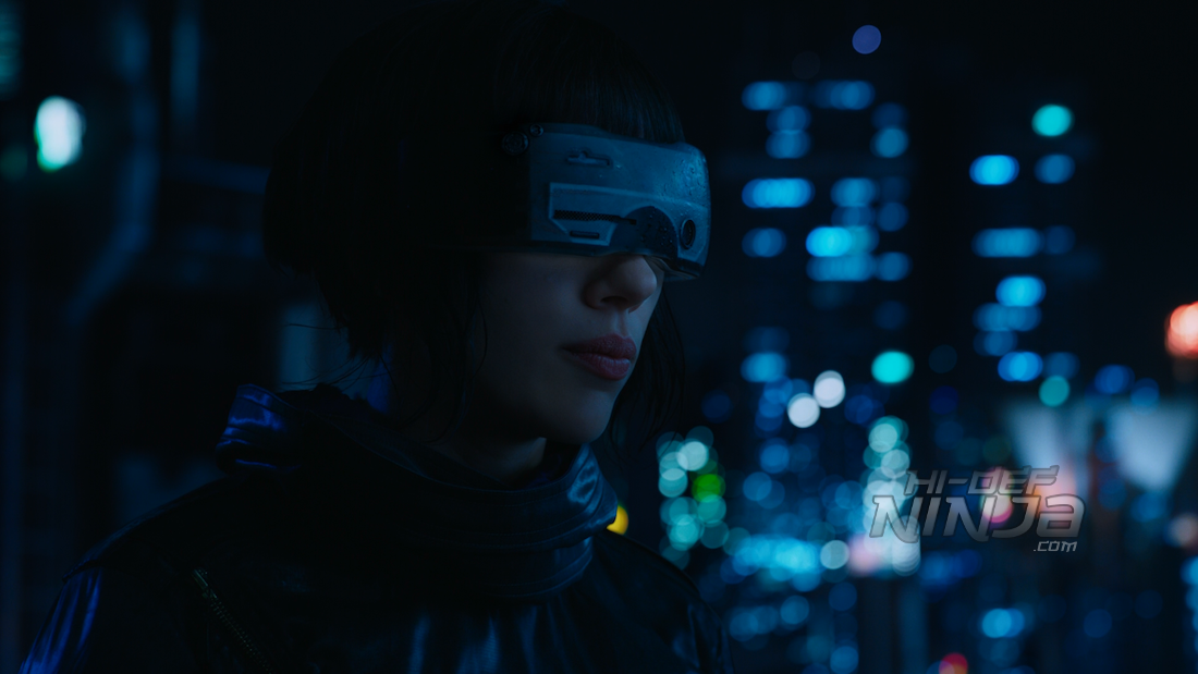 Ghost In The Shell 4k Uhd And Blu Ray Review Hi Def Ninja Blu Ray Steelbooks Pop Culture Movie News