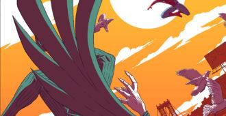 Marvel's_Spider-Man v. Vulture_banner