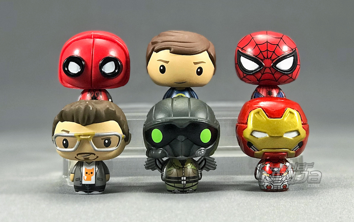 A Funko Spider Man Collectibles Review Provided By
