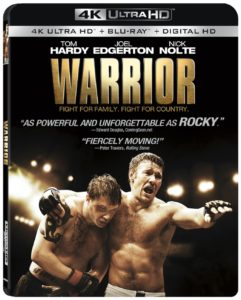 warrior 4k UHD cover