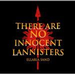 There Are No Innocent Lannisters Mousepad (1)