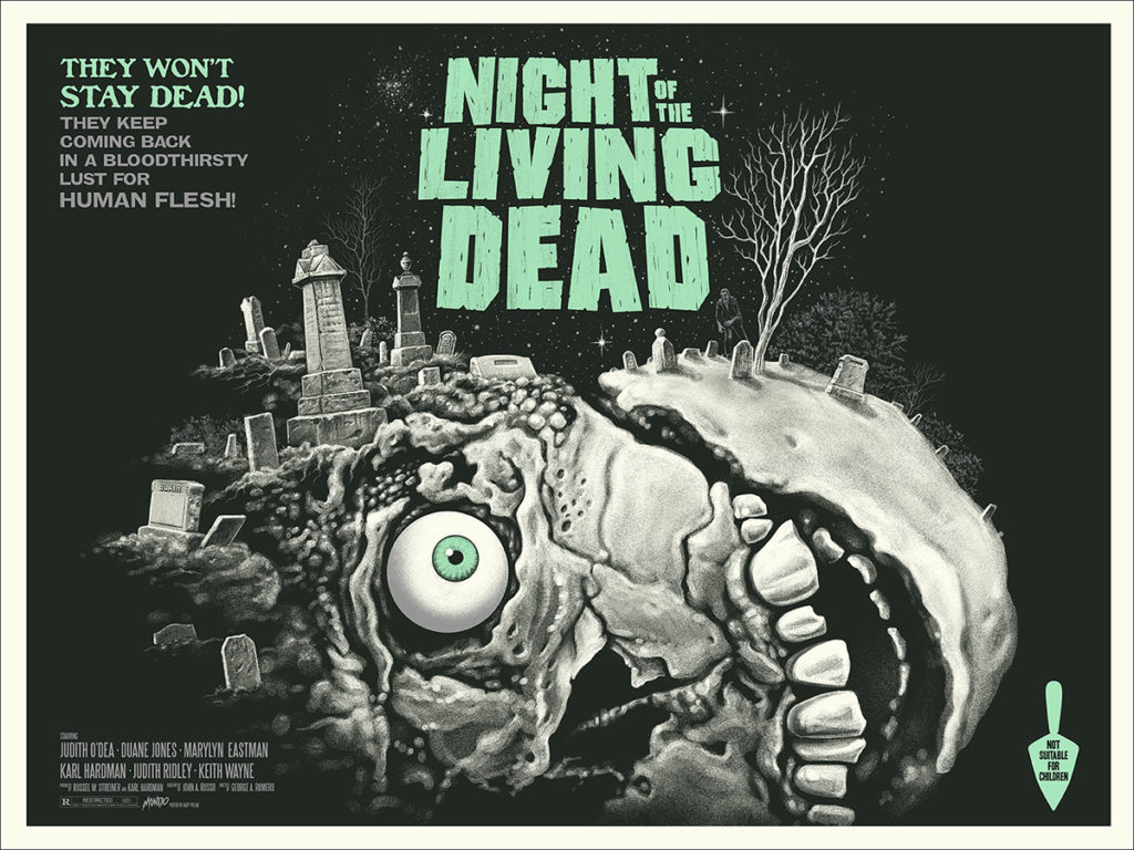 night of the living dead-mondo-gary pullin-regular