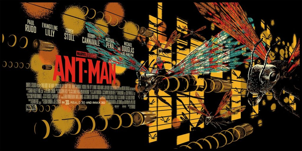 Ant-Man - Raid71