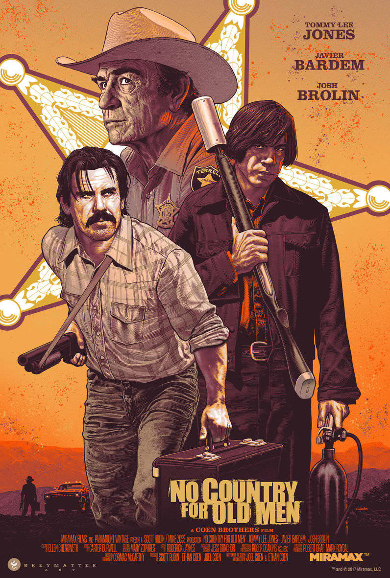 No Country for Old Men_Variant Ed._
