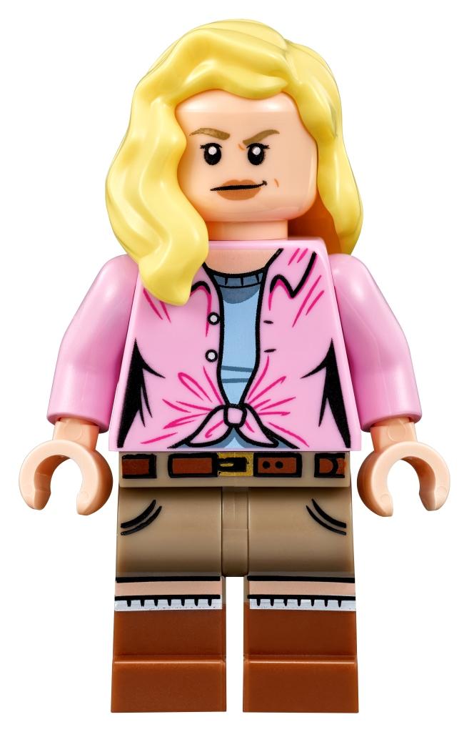 Universal S Jurassic World Fallen Kingdom Lego Sets
