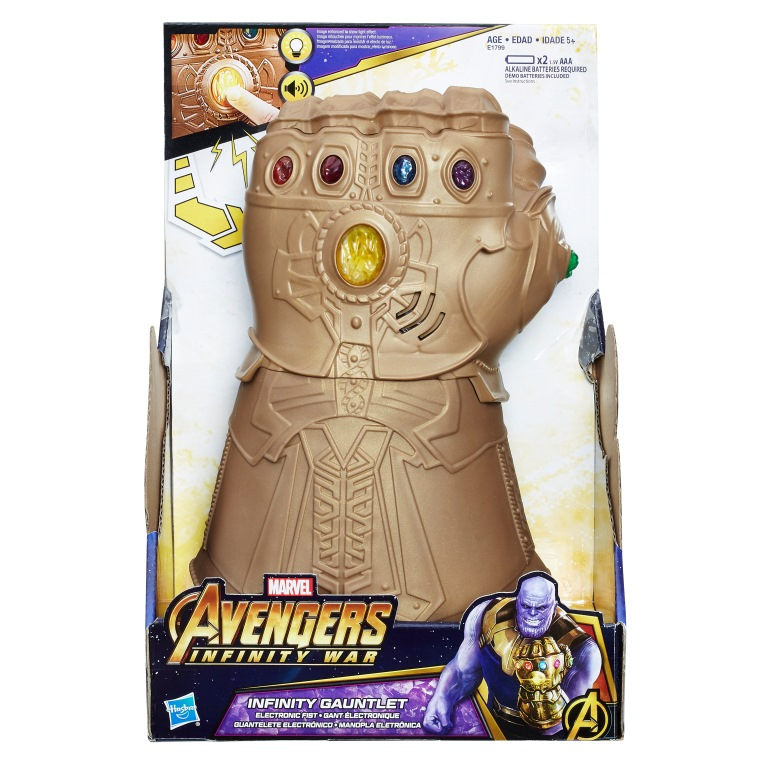 Avengers Infinity War Products From Hasbro And Lego