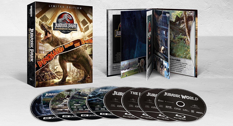 SPACE JAM Blu-ray SteelBook - Michael Jordan Looney Tunes
