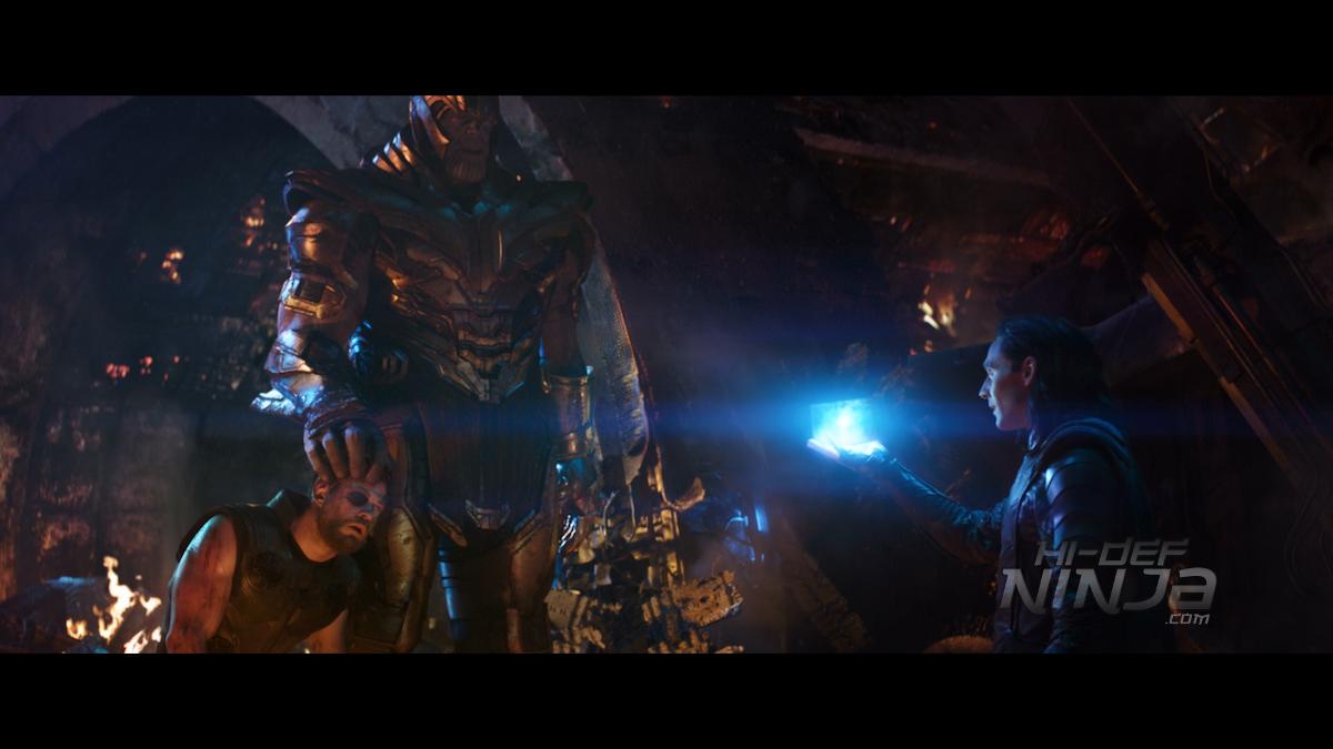 Avengers Infinity War 4k Ultra Hd And Blu Ray Review Hi Def Ninja Blu Ray Steelbooks Pop Culture Movie News