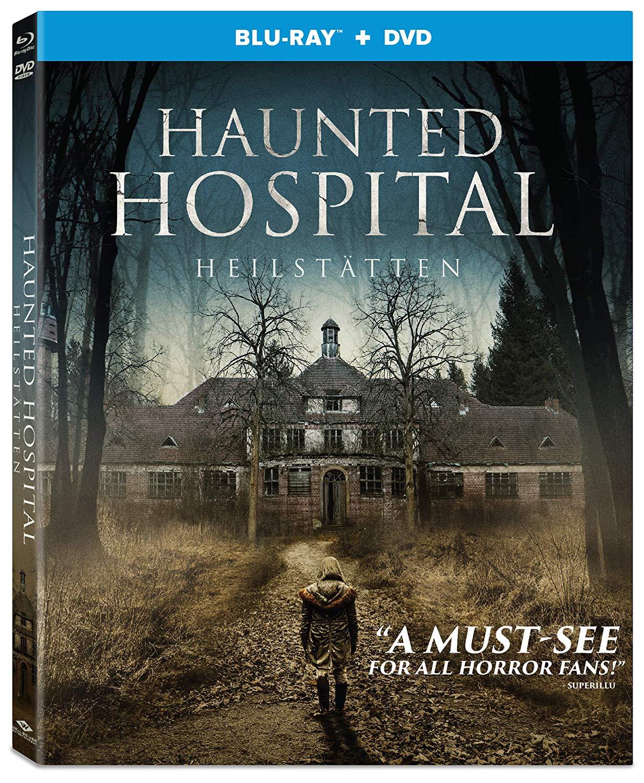 Haunted Hospital: Heilstätten Movie Review