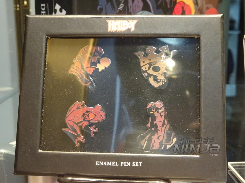 Toy Fair 2019] Dark Horse Showcase | Hi-Def Ninja - Blu-ray