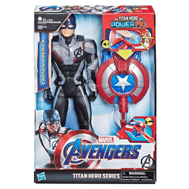 Marvel's Avengers: Endgame Products from Hasbro Revealed | Hi-Def
