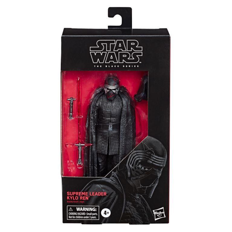 "KYLO REN 6/"" ACTION FIGURE 6-inch #3 HASBRO Masked Star Wars THE BLACK SERIES"