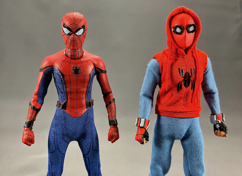MEZCO Spider-Man Homecoming One:12 Collective IN STOCK • NEW /& OFFICIAL •